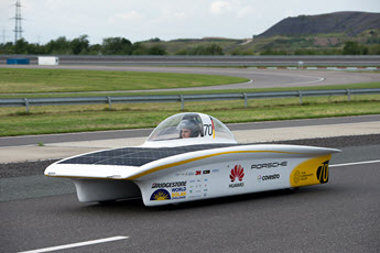 Covestro Announced the First Automotive Refinish Coating with Bio-Based Hardener, Premiere at Solar Car Race in Australia